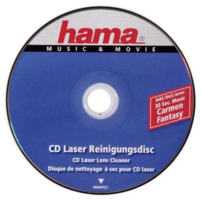 Hama CD/DVD Laser Lens Cleaner (Individual Packs)
