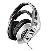 Plantronics RIG 4VR Binaural Head-band Black Silver headset