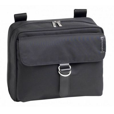 Lilizy Lifestyles Compact Pram Changing Bag Black