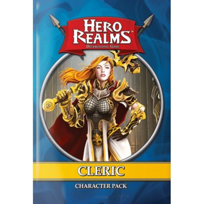 Hero Realms: Character Pack - Cleric (1 Pack)