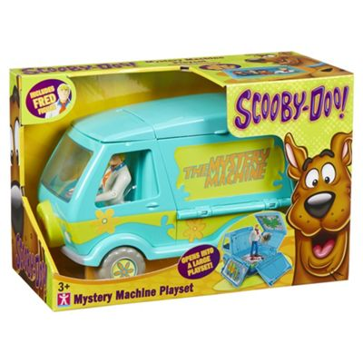 Scooby-Doo Mystery Machine Van Playset