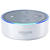 Amazon Echo Dot Portable Bluetooth Speaker - White