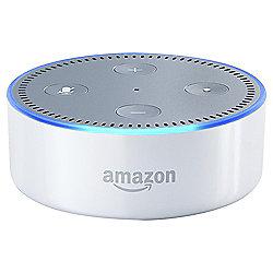Amazon Echo Dot Portable Bluetooth Speaker - White