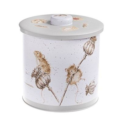 Wrendale Designs - The Country Kitchen Collection - Biscuit Barrel