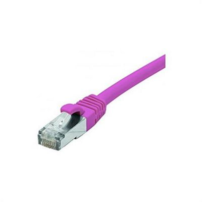 Connect 854436 5m Cat6 F/UTP (FTP) Pink networking cable