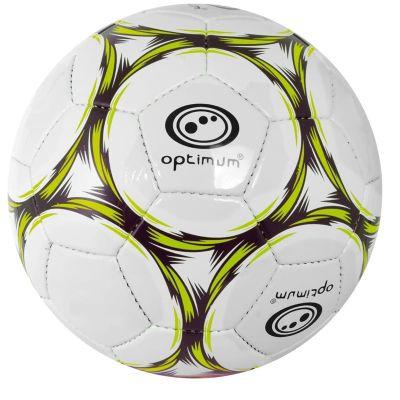 Optimum Classico Football - Black/Yellow Size - 5