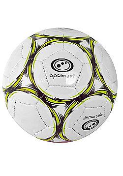 Optimum Classico Football - Black/Yellow - White