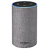 Amazon Echo Heather Gray Fabric