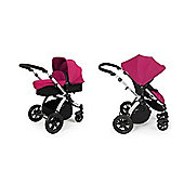 ickle bubba Stomp V2 2-in-1 Pushchair (Pink)