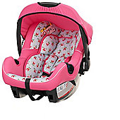 OBaby Hera Group 0+ Infant Car Seat (Cottage Rose)