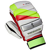 Kookaburra Menace 200 Cricket Batting Gloves - Right Handed - Boys