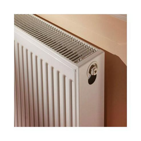 Barlo Compact Radiator 400mm High x 800mm Wide Double Convector