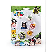 Disney Tsum Tsum Squishies Series 3 Metallic Figure 4 Pack