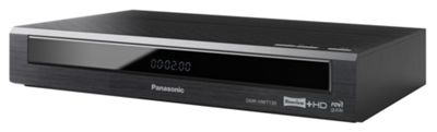Panasonic Dmrhwt130 Freeview+ Hd Hard Disk Recorder With Twin Hd Terrestrial Tuner