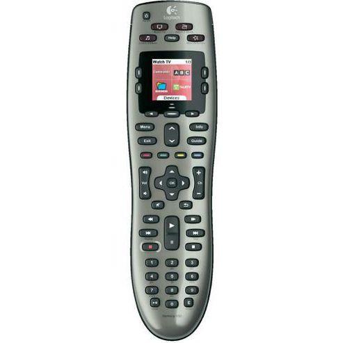 Logitech Harmony 650 Refresh Remote Control (915-000161)