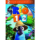 RIO/RIO2 DOUBLE PACK DVD