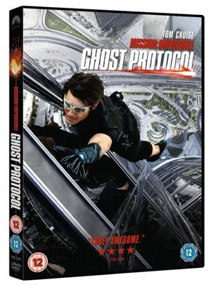 Mission: Impossible - Ghost Protocol (DVD)