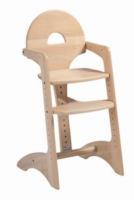 Geuther Geuther Filou Highchair in Natural