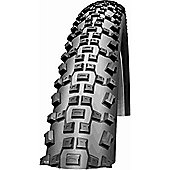 Schwalbe Rapid Rob Tyre: 26 x 2.25 Black Wire-On. HS 391, 57-559, Active Line, Kevlar Guard