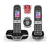 BT 8600 Twin Cordless Home Phone