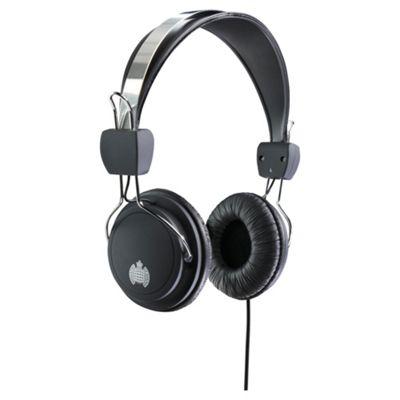 Ministry of Sound 004 headphones black