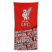 Liverpool FC Impact Towel