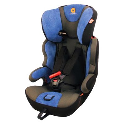 Apramo Hestia Car Seat, Group 1-2-3, Blue