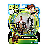 Ben 10 Action Figure Steam Smythe