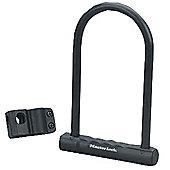 Master Lock D Lock 200x100mm with Carrier Bracket
