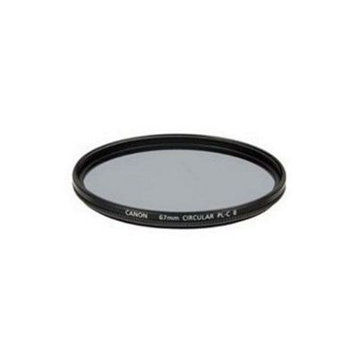 Canon PL-C B 67mm Polarizing Lens Filter To Fit Any