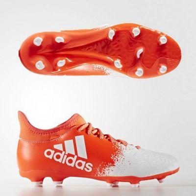 adidas Performance Womens X 16.3 FG W Firm Ground Football Boots - 4.5