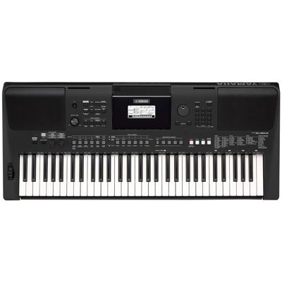 Yamaha PSRE463 61 Note Portable Keyboard