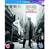 Birdman Blu-Ray + Digital HD UV