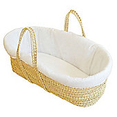 PreciousLittleOne Moses Basket Replacement Padded Liner