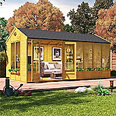 BillyOh Petra Tongue and Groove 16x8 T&G Reverse Apex Summerhouse