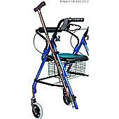 Cane & Crutch Holder