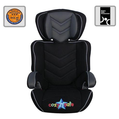 Cozy'n'Safe Black Knight Car Seat Group 2/3 (Black)