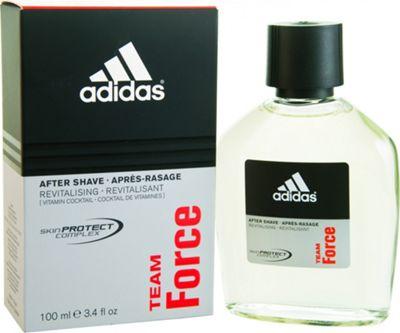 Adidas Team Force Aftershave 100ml Splash For Men