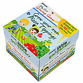 Little Gardeners Grow-your-Own Pizza Toppings Activity Growing Kit