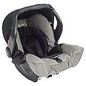 Graco Snugfix Group 0+ Car Seat, Slate