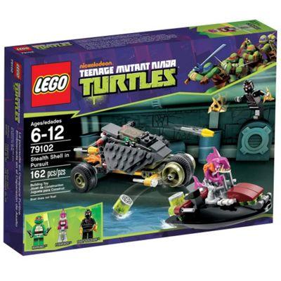 LEGO Teenage Mutant Ninja Turtles Stealth Shell in Pursuit 79102