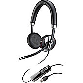 Plantronics Blackwire C725 Wired Stereo Headset - Over-the-head - Supra-aural