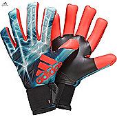 Adidas Ace Trans Pro Manuel Neuer Goalkeeper Gloves Size - Blue