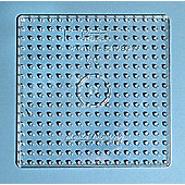 Hama Beads - Maxi Square Transparent Pegboard - DKL
