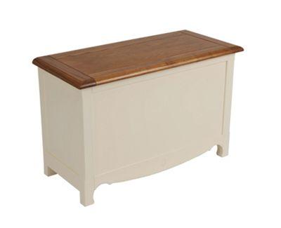 Wiseaction Limoges Blanket Box
