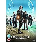 Star Wars Rogue One - DVD