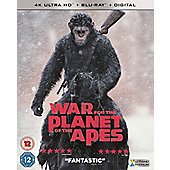War For The Planet Of The Apes 4K Uhd+Bd+Dhd