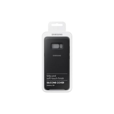 Samsung S8 Plus Silicone Cover Grey
