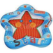 Lil' Star Paddling Pool - 59405