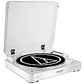 Audio Technica ATLP60BT Bluetooth Turntable (White)